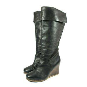 Ugg Australia Ravenna Tall Knee High Wedge Boots